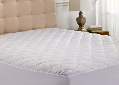 Image of the best mattress pad - Hanna Kay Clein Collection