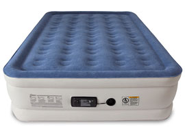 SoundAsleep Dream Series Queen airbed with comfortcoil technology & internal high capacity pump