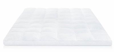 the best mattress topper made of fibre lucid plush
