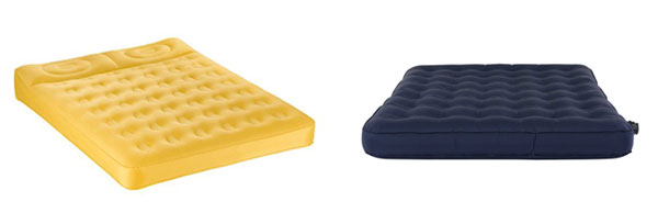 pvc vs tpu air mattress