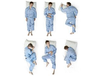 5 Most Common Sleep Positions – the PROs & CONs