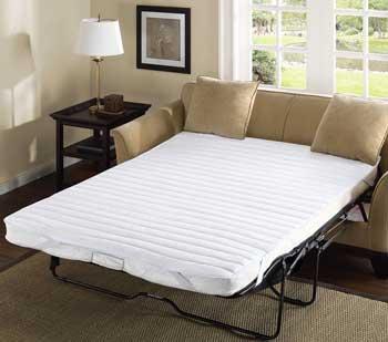 sleeper sofa pad queen