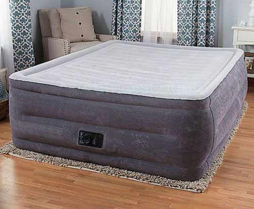 DURA BEAM RAISED AIR MATTRESS 22 QUEEN by Intex