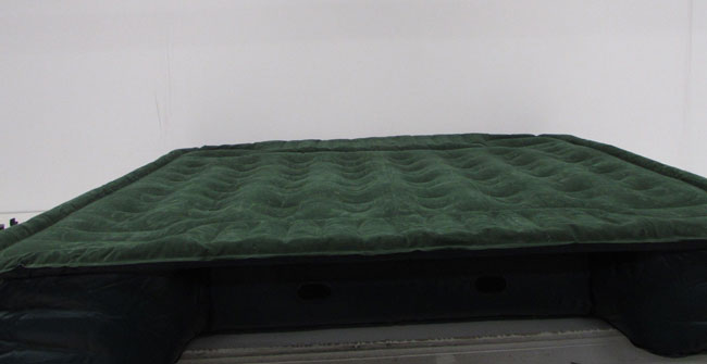 Lite Green Truck Bed Air mattress