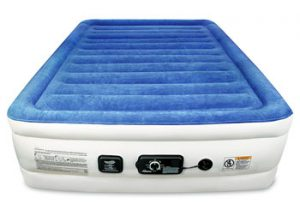 sound asleep cloud nine air mattress queen
