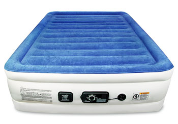 SoundAsleep Cloud Nine air mattress review – 2017 update