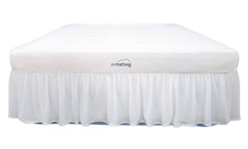 air mattress with topper