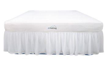 air mattress with topper