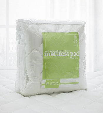 extra plush cooling mattress pad