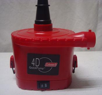 4d coleman pump