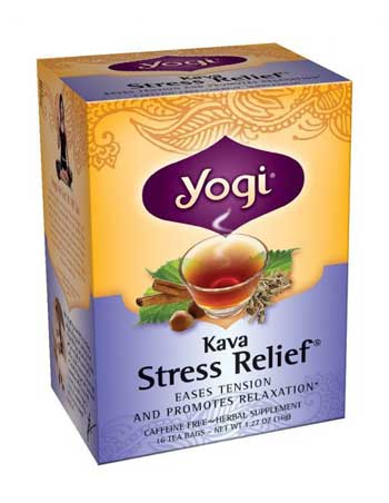 TEA KAVA STRESS RELIEF box