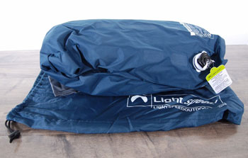 carry bag of lightspeed outdoors pvc free
