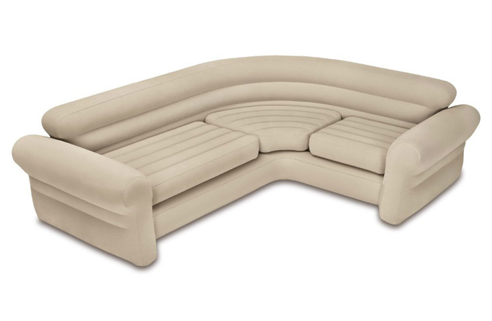 intex inflatable sofa bed