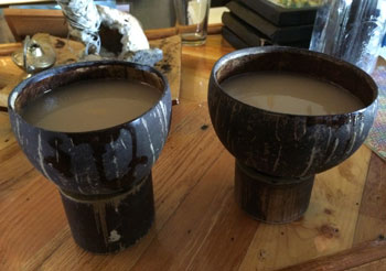 kava kava two cups