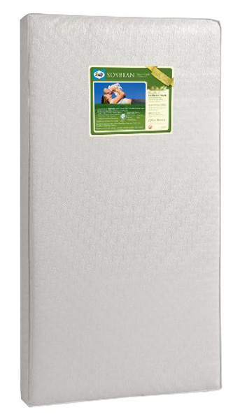 sealy soybean toddler mattress