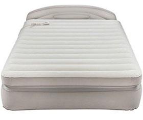 aerobed opti comfort front