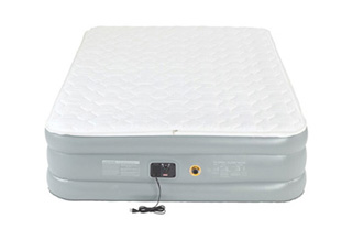 Coleman GuestRest Elite Pillow Top Double High Queen Airbed  – full review & ratings