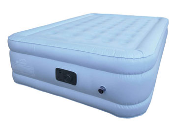 best choice bamboo second top heavy duty air mattress