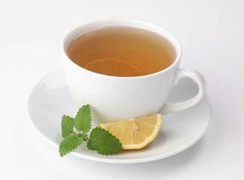 lemon balm tea for sleep