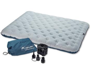 lightspeed tpu airbed blue gray