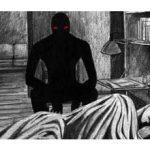 sleep paralysis illustration featured
