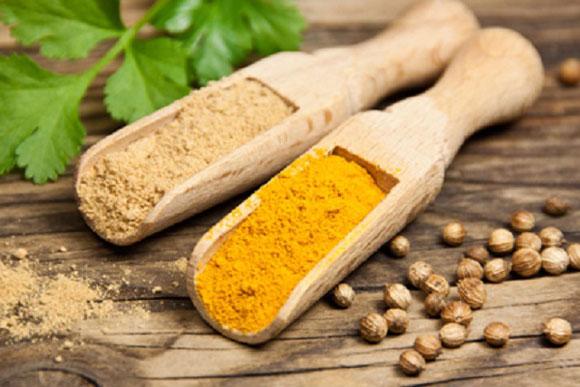 turmeric and ginger powder tea for sleep