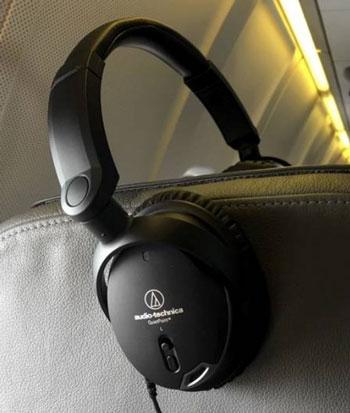 ATH ANC9 QuietPoint used airplane