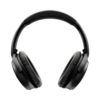 Bose QuietComfort 35 black front view