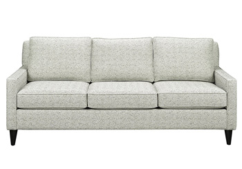 Brentwood Classics Jimmy crypton fabric Sofa gray