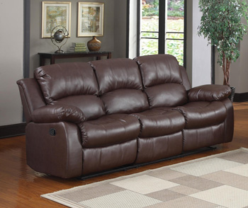 Divano Roma Leather Voted Top Cat Proof Recliner