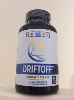 Driftoff unpacking