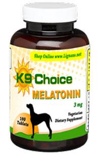 K9 dog melatonin