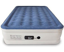 Sound Asleep airbed queen size