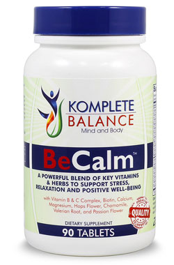 be calm sleep aid