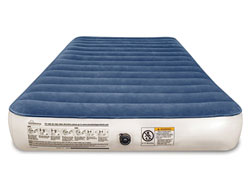 camping series twin inflatabled bed