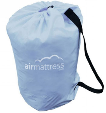 carry bag unpacking