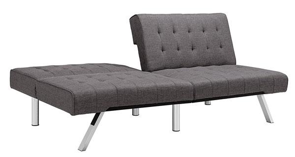 dhp emily gray futon