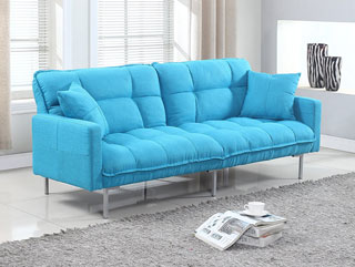 Types and common styles of futons – from a classic sofa to a comfy recliner