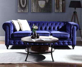 divano roma velvet sofa