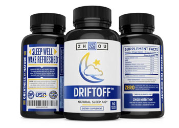 driftoff sleep valerian extract
