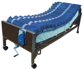 drive low air loss alternating pressure mattress