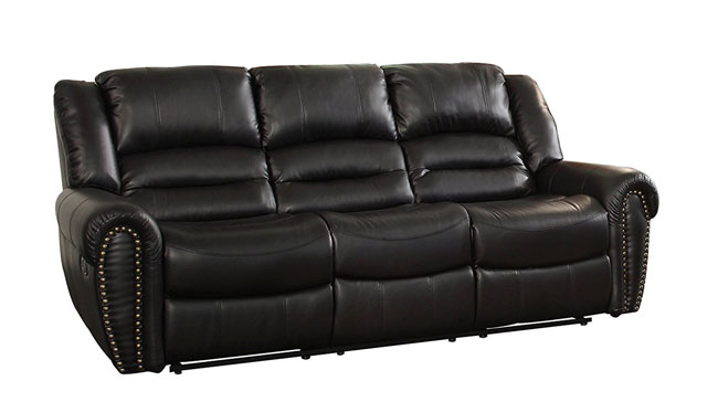 image of the homelegance - voted best reclining sofa  sc 1 st  The Sleep Studies & Best Reclining Sofas and Chairs - Based on 1300 + Reviews - The ... islam-shia.org