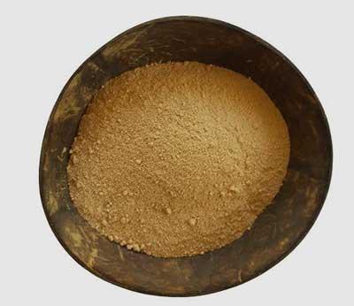 kava kava rhizom root in bowl