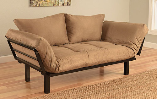 Man Cave Futon : Sears futon would be cool in prakhar s man cave just hope it is