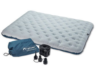 lightspeed tpu 2 person air mattress