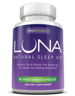 luna sleep supplement bottle big