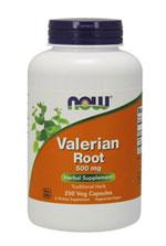 now valerian bottle