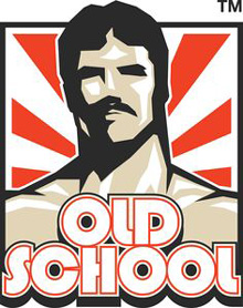 old school labs logo