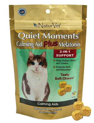 quiet moments melatonin for cats