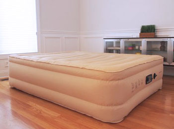 simply sleeper airbed side view